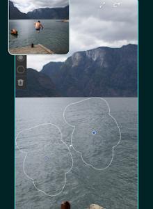 Фоторедактор Adobe Lightroom - скриншот 6