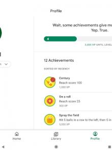 Google Play Игры - скриншот 12