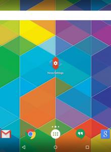 Nova Launcher - скриншот 7