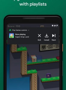 Google Play Игры - скриншот 5