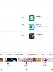 Google Play Игры - скриншот 8