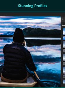 Фоторедактор Adobe Lightroom - скриншот 11