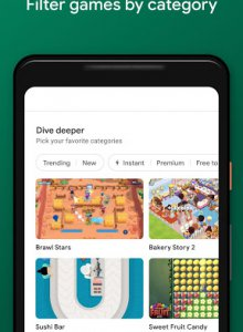 Google Play Игры - скриншот 4