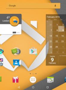 ADW Launcher 2 - скриншот 9