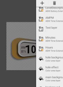 ADW Launcher 2 - скриншот 8