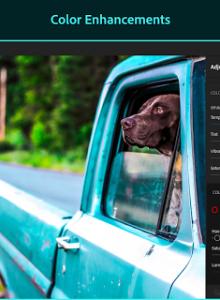 Фоторедактор Adobe Lightroom - скриншот 10