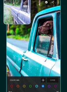 Фоторедактор Adobe Lightroom - скриншот 3
