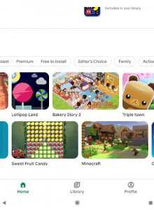 Google Play Игры - скриншот 10