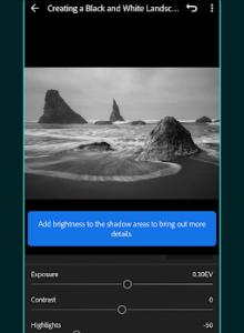 Фоторедактор Adobe Lightroom - скриншот 5