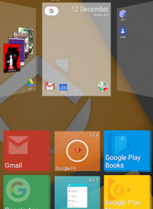 ADW Launcher 2 - скриншот 2