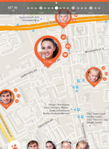 Семейный Локатор - GPS трекер - скриншот 6